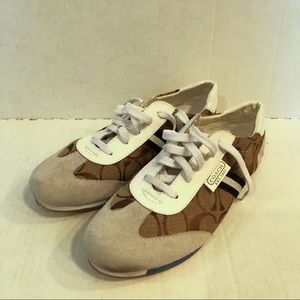 COACH Signature Sneakers Shoes